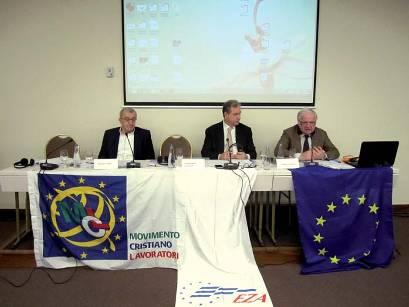 TRAGUARDI SOCIALI / n.88 Marzo / Aprile 2018 :: A Belgrado un Seminario MCL sull'allargamento dell'UE ai Balcani Occidentali