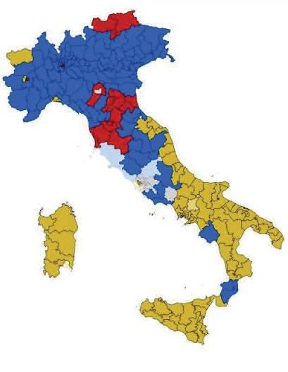 TRAGUARDI SOCIALI / n.89 Maggio / Giugno 2018 :: L'Italia, Repubblica fondata sul rancore