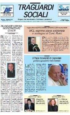 Anno 2005 :: n.14 Gennaio / Febbraio 2005
