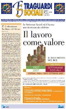 Anno 2007 :: n.27 Settembre / Ottobre 2007