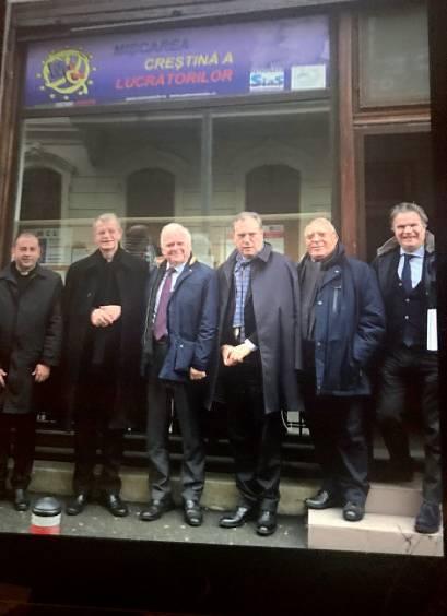 TRAGUARDI SOCIALI / n.92 Gennaio / Febbraio 2019 :: A Bucarest una nuova sede del MCL
