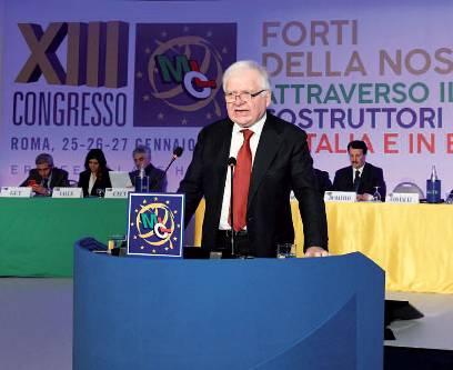 TRAGUARDI SOCIALI / n.93 Marzo / Aprile 2019 :: Dalla Relazione del Presidente MCL, Carlo Costalli, al XIII Congresso Nazionale