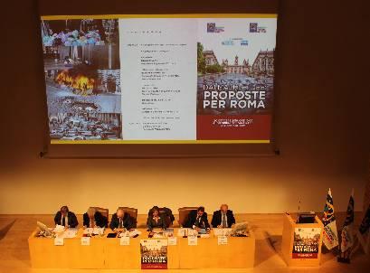 TRAGUARDI SOCIALI / n.96 novembre / Dicembre 2019 :: Iniziativa del MCL di Roma per parlare dei mali della città