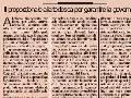 TRAGUARDI SOCIALI :: n.16 Maggio / Giugno 2005 :: Il proporzionale alla tedesca