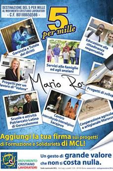 STAMPA E PUBBLICAZIONI / Documenti :: 5 per mille