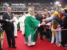 FOTO GALLERY / Anno 2006 :: Verona Settimane Sociali Ottobre 2006