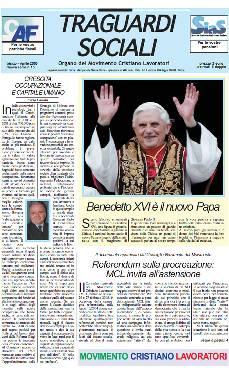 Anno 2005 :: n.15 Marzo / Aprile 2005