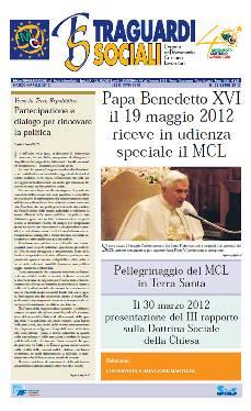 Anno 2012 :: n.52 Marzo / Aprile 2012